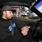 Using Gadgets While Driving