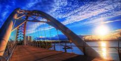 Bridge Anxiety Causes Accident?